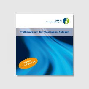 TRF-Prüfhandbuch für Flüssiggas-Anlagen